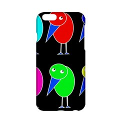 Colorful Birds Apple Iphone 6/6s Hardshell Case by Valentinaart