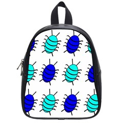 Blue Bugs School Bags (small)