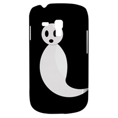 Ghost Samsung Galaxy S3 Mini I8190 Hardshell Case by Valentinaart