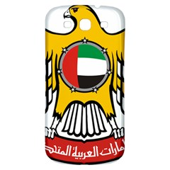 Emblem Of The United Arab Emirates Samsung Galaxy S3 S Iii Classic Hardshell Back Case by abbeyz71