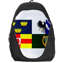 Four Provinces Flag Of Ireland Backpack Bag