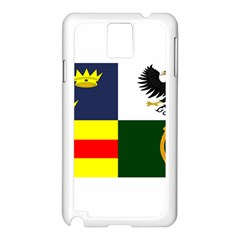 Four Provinces Flag Of Ireland Samsung Galaxy Note 3 N9005 Case (white)