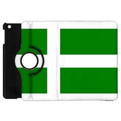 Flag Of Puerto Rican Independence Party Apple Ipad Mini Flip 360 Case by abbeyz71