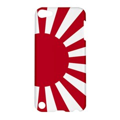 Ensign Of The Imperial Japanese Navy And The Japan Maritime Self Defense Force Apple Ipod Touch 5 Hardshell Case by abbeyz71