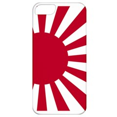 Ensign Of The Imperial Japanese Navy And The Japan Maritime Self Defense Force Apple Iphone 5 Classic Hardshell Case by abbeyz71