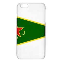 Flag Of The Women s Protection Units Iphone 6 Plus/6s Plus Tpu Case by abbeyz71