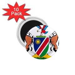 Coat Of Arms Of Namibia 1 75  Magnets (10 Pack)