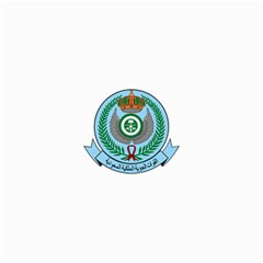 Emblem Of The Royal Saudi Air Force  Collage Prints by abbeyz71