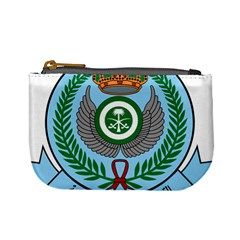Emblem Of The Royal Saudi Air Force  Mini Coin Purses by abbeyz71
