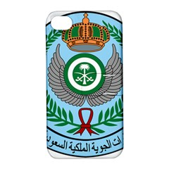 Emblem Of The Royal Saudi Air Force  Apple Iphone 4/4s Hardshell Case With Stand by abbeyz71