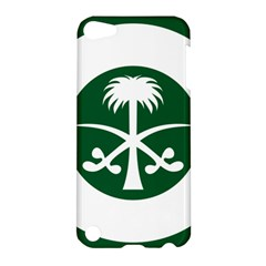 Roundel Of The Royal Saudi Air Force Apple Ipod Touch 5 Hardshell Case by abbeyz71