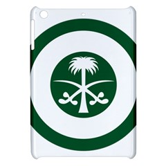 Roundel Of The Royal Saudi Air Force Apple Ipad Mini Hardshell Case by abbeyz71