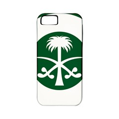 Roundel Of The Royal Saudi Air Force Apple Iphone 5 Classic Hardshell Case (pc+silicone) by abbeyz71