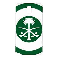 Roundel Of The Royal Saudi Air Force Samsung Galaxy Note 3 N9005 Hardshell Back Case by abbeyz71