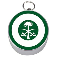 Roundel Of The Royal Saudi Air Force Silver Compasses by abbeyz71