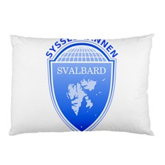 Coat Of Arms Of Svalbard Pillow Case