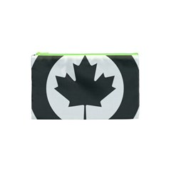 Low Visibility Roundel Of The Royal Canadian Air Force Cosmetic Bag (xs) by abbeyz71