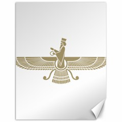 Stylized Faravahar  Canvas 12  X 16   by abbeyz71