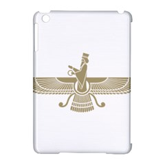 Stylized Faravahar  Apple Ipad Mini Hardshell Case (compatible With Smart Cover) by abbeyz71
