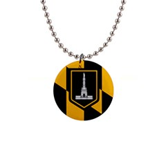 Flag Of Baltimore Button Necklaces by abbeyz71