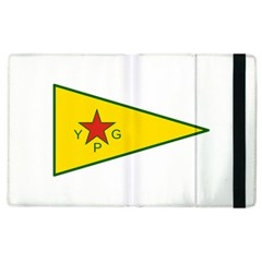 Flag Of The People s Protection Units Apple Ipad 2 Flip Case by abbeyz71