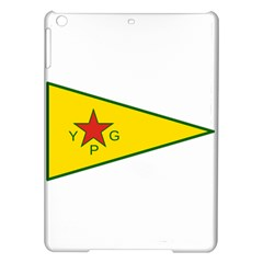 Flag Of The People s Protection Units Ipad Air Hardshell Cases by abbeyz71