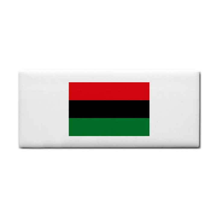 Pan African Flag  Hand Towel