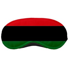 Pan African Flag  Sleeping Masks