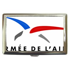 Logo Of The French Air Force  Cigarette Money Cases by abbeyz71