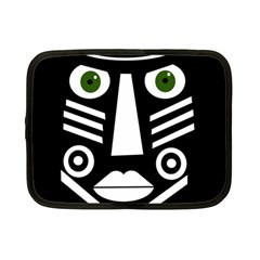 Mask Netbook Case (small)  by Valentinaart