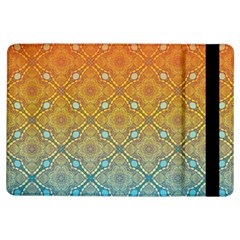 Ombre Fire And Water Pattern Ipad Air Flip by TanyaDraws