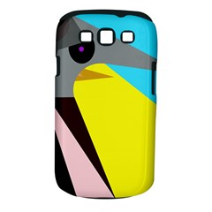 Angry Bird Samsung Galaxy S Iii Classic Hardshell Case (pc+silicone) by Valentinaart