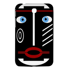 Decorative Mask Samsung Galaxy Tab 3 (7 ) P3200 Hardshell Case  by Valentinaart