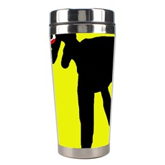 Black Dog Stainless Steel Travel Tumblers