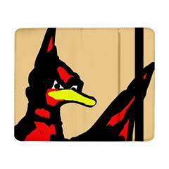 Angry Bird Samsung Galaxy Tab Pro 8 4  Flip Case by Valentinaart