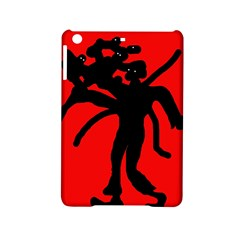 Abstract Man Ipad Mini 2 Hardshell Cases by Valentinaart