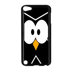 Black Owl Apple Ipod Touch 5 Case (black)