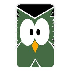 Green Owl Memory Card Reader by Valentinaart