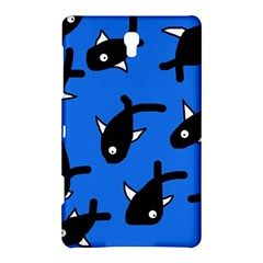 Cute Fishes Samsung Galaxy Tab S (8 4 ) Hardshell Case  by Valentinaart