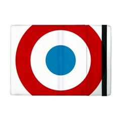 Roundel Of The French Air Force  Ipad Mini 2 Flip Cases by abbeyz71