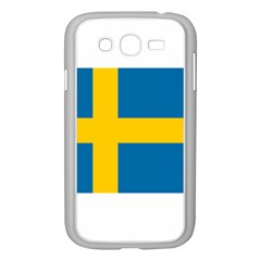 Flag Of Sweden Samsung Galaxy Grand Duos I9082 Case (white)