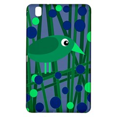 Green And Blue Bird Samsung Galaxy Tab Pro 8 4 Hardshell Case by Valentinaart