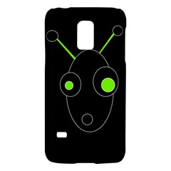 Green Alien Galaxy S5 Mini by Valentinaart