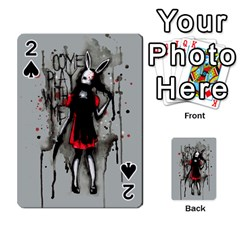 Come Play With Me   Playing Cards 54 Designs  by lvbart