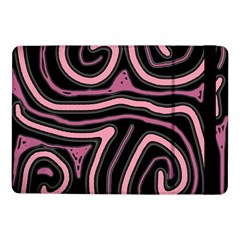 Decorative Lines Samsung Galaxy Tab Pro 10 1  Flip Case by Valentinaart