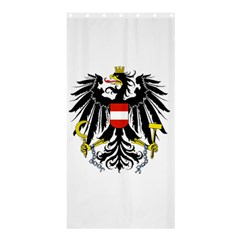 Coat Of Arms Of Austria Shower Curtain 36  X 72  (stall)  by abbeyz71