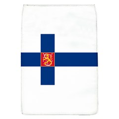 State Flag Of Finland  Flap Covers (l)  by abbeyz71