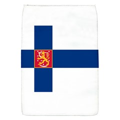 State Flag Of Finland  Flap Covers (s)  by abbeyz71