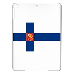 State Flag Of Finland  Ipad Air Hardshell Cases by abbeyz71