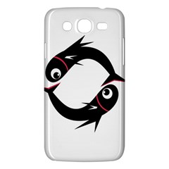Black Fishes Samsung Galaxy Mega 5 8 I9152 Hardshell Case